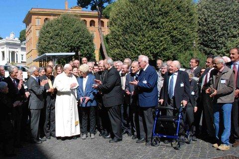 2014-5-Pope Francis & PAS:PASS
