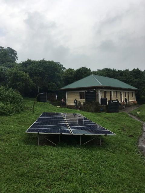 Solar Power in Virunga